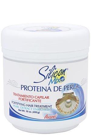 Fortifier les cheveux traitement Silicon Mix Perla 16 onces!