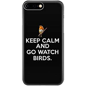 Birdwatching Keep Calm And Go Watch Birds Copy - Phone Case For Iphone 6, 6s, 7