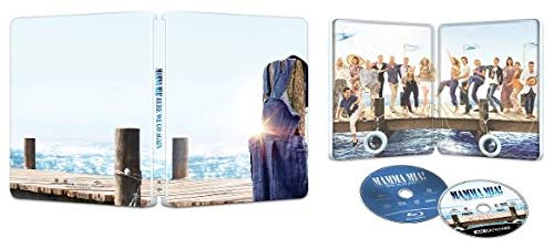 Mamma Mia! Here We Go Again [USA] [Blu-ray]: Amazon.es: Lily James ...