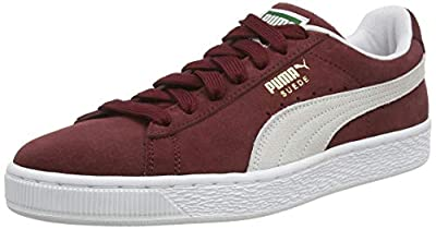 PUMA Suede Classic Shoes 5 D(M) US Red