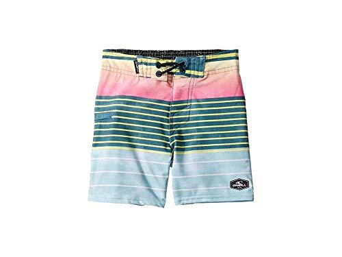 Oneill Kids Boys Shorts - O'Neill Kids Baby Boy's Hyperfreak Heist Swim Shorts (Toddler/Little Kids) Dark Blue 3T