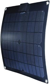 Nature Power 15-Watt Semi-Flex Monocrystalline Solar Panel