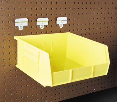 Triton Products Bin Kit - 6-Pk., Yellow, 10-7/8-In.L X 11-In.W X 5-In.H, Model# BK-235 by Triton 2 Triton Products Bin Kit