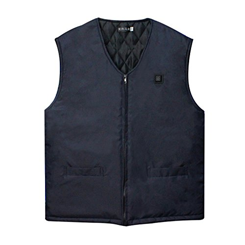 iBostom Heated Vest- Stay Warm, Air Activated Vest- Improve Circulation of Blood For Healthy, Protection Against the Cold, Outdoor (Air Activated Heating Vest)