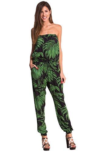 Desigual Women's Aloha Woman Woven Long Trousers