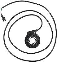 Zeafree E-Bike PAS Sensor 12 Magnetic Point Electric Bicycle Pedal Double Hall Assist Sensor E-Bike Conversion