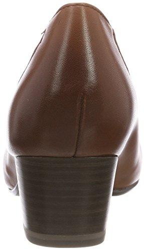 22301 cognac Marron Femme 305 Tamaris Escarpins 6w0q1d88