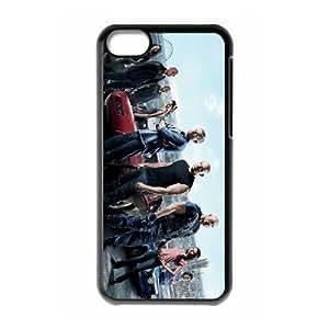 Furious 7 ROCK7033922 Phone Back Case Customized Art Print Design Hard Shell Protection Iphone 5C