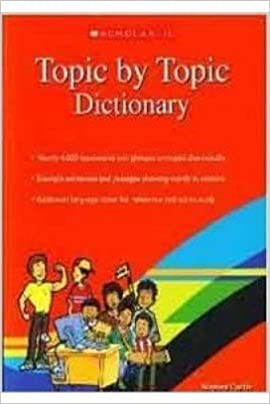 Book Topic by Topic Dictionary
