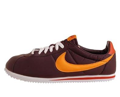 the latest 7fa0c b77be Nike CLASSIC CORTEZ LIGHT NYLON DEEP BURGUNDY/ORANGE PEEL ...