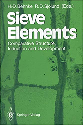 Sieve Elements: Comparative Structure, Induction, and Development