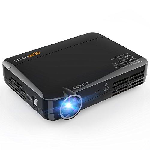 APEMAN Projector Lightweight Theater Bluetooth