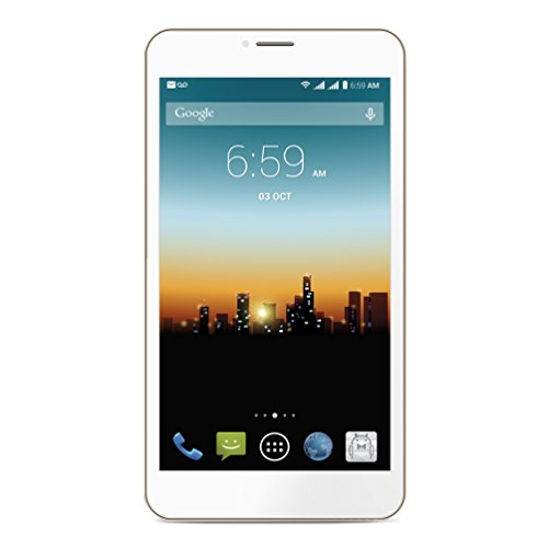"""Swanky Equal S700a - 7.0"""", 4G, Android 4.4 Kit Kat, Dual-core, 4GB, 5MP Camera, Dual Sim Tablet, Voice Calling Enabled (White)"""