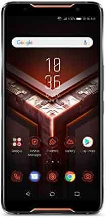 "ROG Phone Gaming Smartphone ZS600KL-S845-8G128G - 6"" FHD+ 2160x1080 90Hz Display - Qualcomm Snapdragon 845 - 8GB RAM - 128GB Storage - LTE Unlocked Dual SIM Cell Phone - US Warranty"