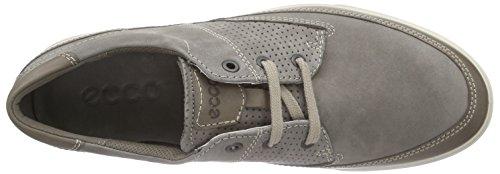 ECCO Collin, Scarpe da Ginnastica Uomo Grigio(warm Grey/Warm Grey 54190)
