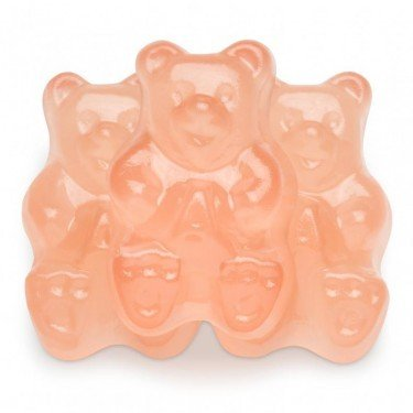FirstChoiceCandy Albanese Gummy Bears (Pink Grapefruit, 1 ()