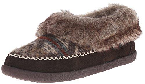 Java Pantofola Femminile Woolrich Lana Di Dove Coperta Mulo Rosso Creek p6RacqwFxg