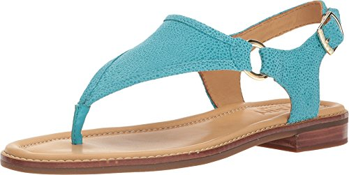 Sperry Top-Sider Abbey Sandal Women 7.5 Turquoise ()