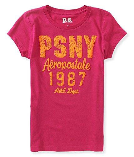 Aeropostale Girls 1987 Graphic T Shirt