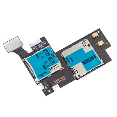 Samsung Galaxy Note 2 / II SGH-i317 Micro SIM Card / Micro SD Card Assembly Reader Flex OEM Holder Part CellFixRepairs