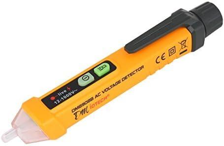 eDealMax DM8908B sin contacto detector de voltaje CA de ...