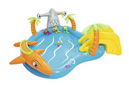 Bestway Sea Life Play Center Inflatable Play Center ()