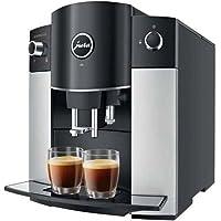 Jura 15181 D6 Kaffeevollautomat, Schwarz, Platin