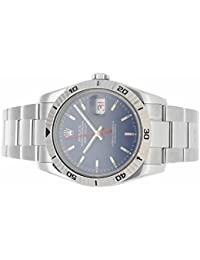 Datejust Turn-O-Graph automatic-self-wind mens Watch 116264 (Certified Pre-owned)