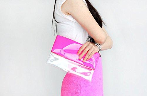 Zarapack Pochettes Zarapack Pochettes Fluorescent Femme Rose zPfPqw6B