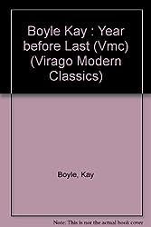 The Year before Last (Virago Modern Classics)