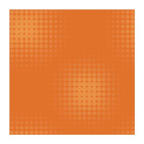 (York Wallcoverings DK5833SMP Disney Kids Optical Dots 8 x 10 Wallpaper Memo Sample, Orange)