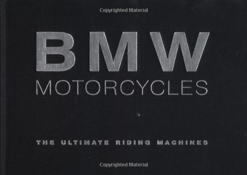 BMW Motorcycles: The Ultimate Riding Machines