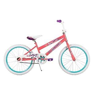 20 inch Huffy So Sweet Girls' Bike, Coral Pink