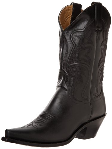 Justin Boots Women's Classic Western Boot Narrow Square - Justins Boots Black