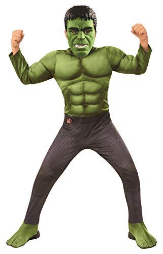 Avengers 4 Deluxe Hulk (2019) Costume & Mask]()