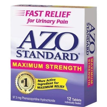(Azo Urinary Pain Relief)