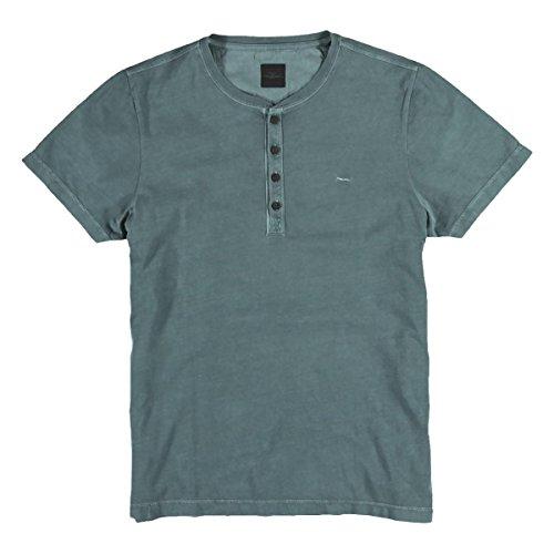"engbers Herren T-Shirt ""My Favorite"", 23021, Türkis"