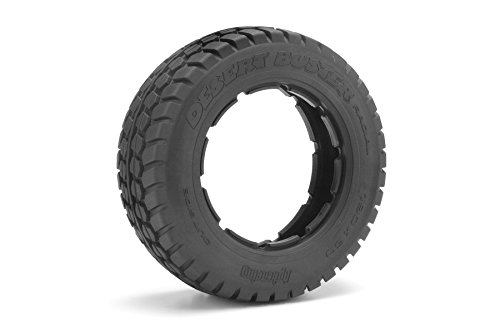 HPI Racing 4437 Desert Buster Radial Tire HD Compound, 190 x 60mm, 2-Piece