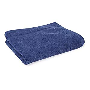 Bella Casa Cotton Hand Towel - Blue