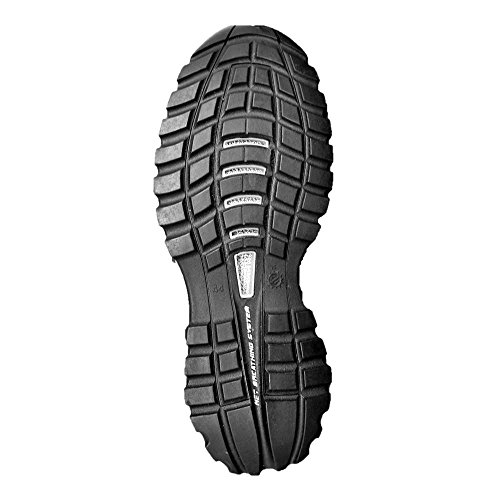 Diadora Scarpe antinfortunistiche Glove Tech Hi Pro S3–Geox SRA HRO ESD Black