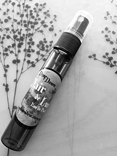 - Clair de Lune Eau de Parfum Spray, Rose, Orange Blossom, Bergamot, Grapefruit, Sandalwood, Patchouli