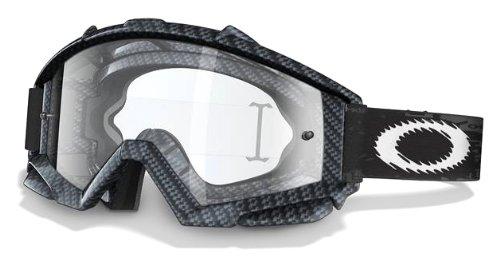 1243ab7f095c Oakley Proven OTG Graphic Frame MX Goggles (True Carbon Fiber Clear Lens