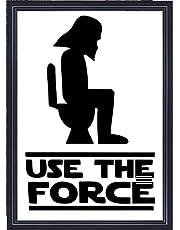 Downloading - Funny Bathroom Sign for Toilet/Bathroom/Restroom -Wall Vinyl Decals …