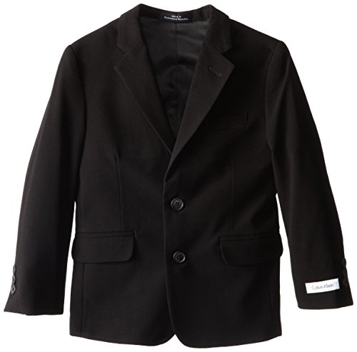 Calvin Klein Boys' Bi-Stretch Blazer