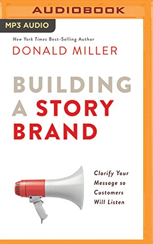 Building a StoryBrand by HarperCollins Leadership on Brilliance Audio
