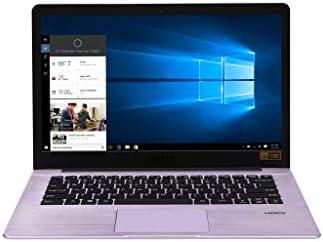 AVITA 14″ Pura [CN6Q14] AMD A9 8GB RAM 128GB SSD IPS 1920 x 1080 HD Screen Windows 10 Laptop for Online Class (Glossy Purple)