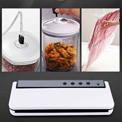 Stone Home Vide Scellant Automatique sous Vide d'étanchéité Machine sous Vide Preservation Machine d'emballage sous Vide Machine Blanche