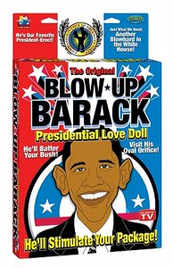 Barack Blow Up Doll, Best Men's Sex Toys - Feature Sex Toy Product Image