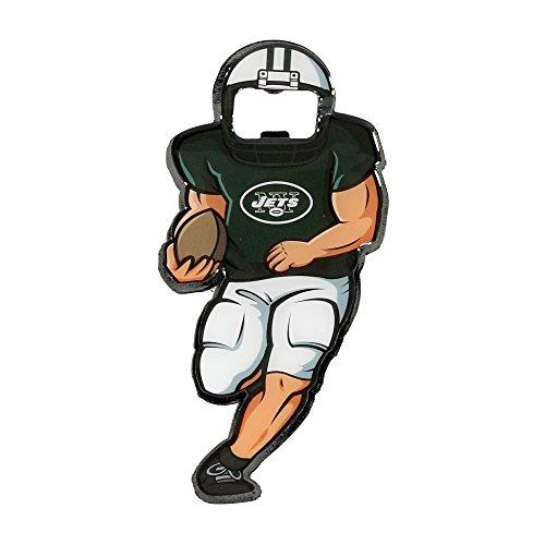 NFL New York Jets Player Bottle Opener (New York Jets Kitchen)