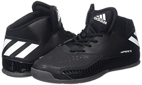 separation shoes b30eb 106a5 Adidas Nxt Lvl SPD V, Zapatillas de Baloncesto para Hombre, Negro(NegbasFtwblaGrpudg)  000, 44 EU Amazon.es Zapatos y complementos